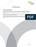 What is Packet Microwave White Paper