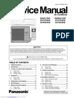 Panasonic Split AC CS-S18JKQ.pdf