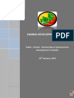 Public-Private Partnership in Infrastructure Development in Zambia (1)