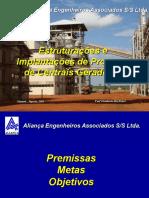 Parte I - AEA_Estruturação e Implantação de Projetos