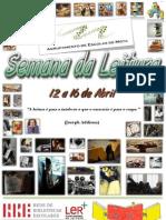 Cartaz Semana Da Leitura Agrupamento Escolas Da Mota