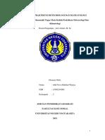 Laporan Metklim  PDF