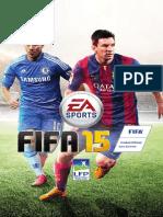 Fifa 15 Manuals PC Fr