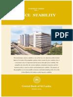 Price Stability - Central Bank of Sri Lanka