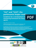 UU and UU2 Releases and Monitoring Guidelines CSIRO