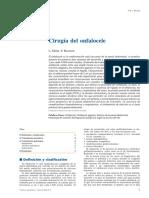 Cirugía Del Onfalocele