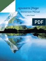 Anusara Yoga Immersion Manual