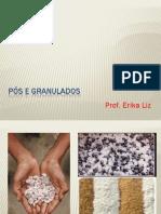 Pos e Granulados 20092