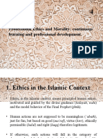 4- Professional Ethics and Morality Continuous Learning and Professional Development 3