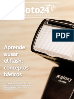 Aprende a usar el Flash - Conceptos Básicos