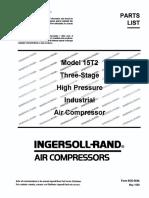 15T2 Manual Ingersol Rand 15T2