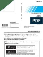 Manual Inverter Omron