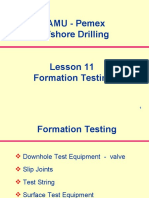 11. Formation Testing
