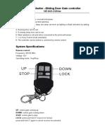 NE845 User Manual