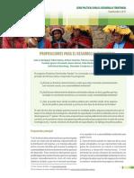 Proposiciones Para El Desarrollo Territorial-Cul y D