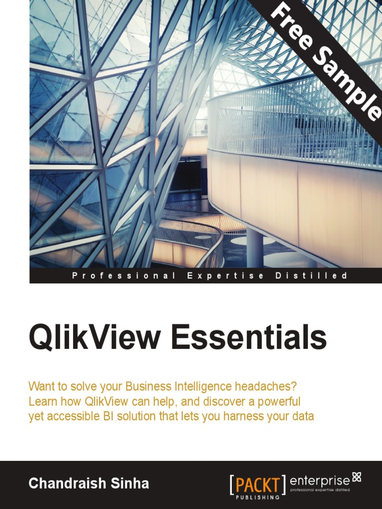 Qlikview essentials sample chapter business intelligence data qlikview essentials sample chapter business intelligence data management fandeluxe Gallery