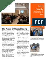 Ellis Family Newsletter 2015 December