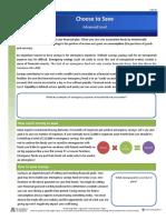 choose to save info sheet 2 4 1 f1
