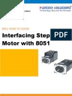 Stepp Mot Interf w 8051-Pantech Solut