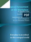Psychological Harassment Talk