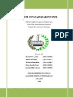 Tugas Sistem Informasi Akuntansi Kel 5