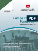 Código Procesal Penal con las modificaciones del 2015