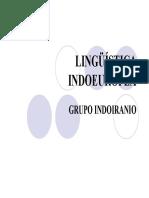 Tema 1 Grupo Indoiranio