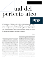 Manual Del Perfecto Ateo-jorge Volpi