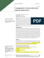evaluation acute abdomen.pdf