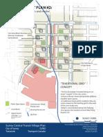 Surrey Central Traditional Grid Concept