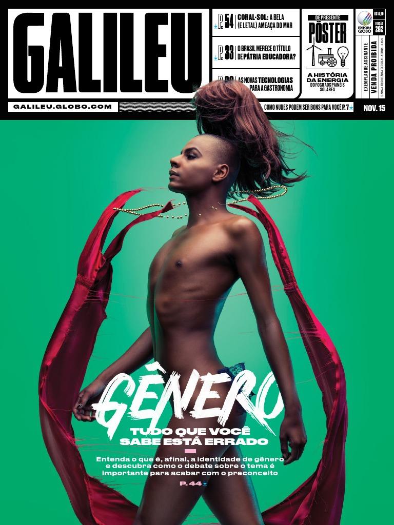 6286a5305 Galileu - Brasil - Edição 292 - Novembro de 2015 - Identidade de gênero