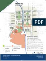 Surrey Central Enhanced Transit Exchange Concept