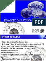 Barómetro CERC-Mori diciembre