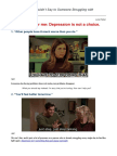 15 Things You Shouldn't Say to Someone Struggling With Depression
