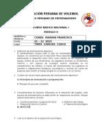 Federación Peruana de Voleibol