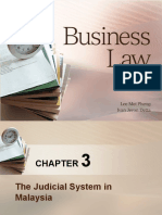 BL Chapter 3-Judicial System in Malaysia(2)