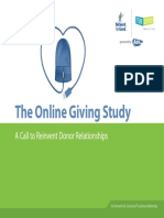 Online Giving Study 2010R
