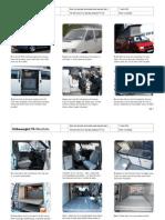 Volkswagen T4 Westfalia camper