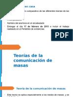 1.7. Teoría de La Comunicación de Masas