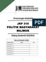 PA JKP 315