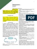 Resumen-Administración