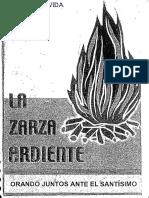 La Zarza Ardiente
