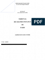 Heloise de Castelnau Contre StreetPress Ordonnance12.01.16 TGI Paris