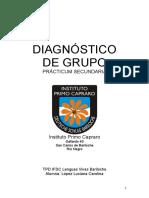 C Lopez TPD - Diagnostico de Grupo - Secondary