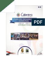 Pladeco Cabrero 2014-2017