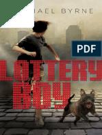 Lottery Boy Chapter Sampler