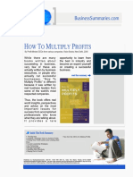 How to Multiply Profits