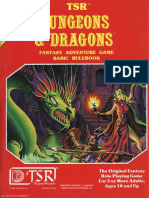 D&D Basic Set Rulebook (BX Ed) (Basic)