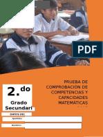 002 Prueba salida de matemática - Segundo grado.docx