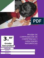 003 Prueba salida de matemática - Tercer grado.docx
